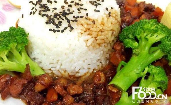 米夫罗台湾卤肉饭