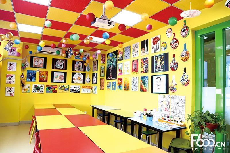 艺川美术教育加盟