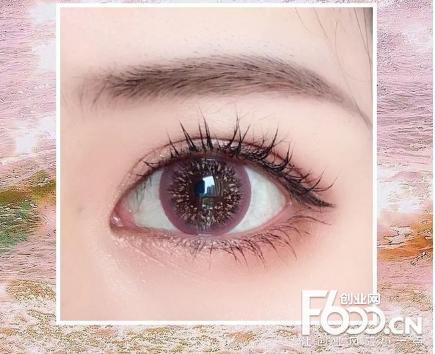 MIOMI彩色隐形眼镜图片