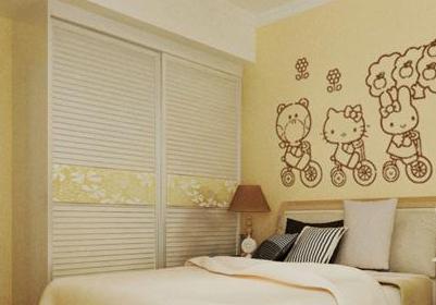 装修房子墙布图片