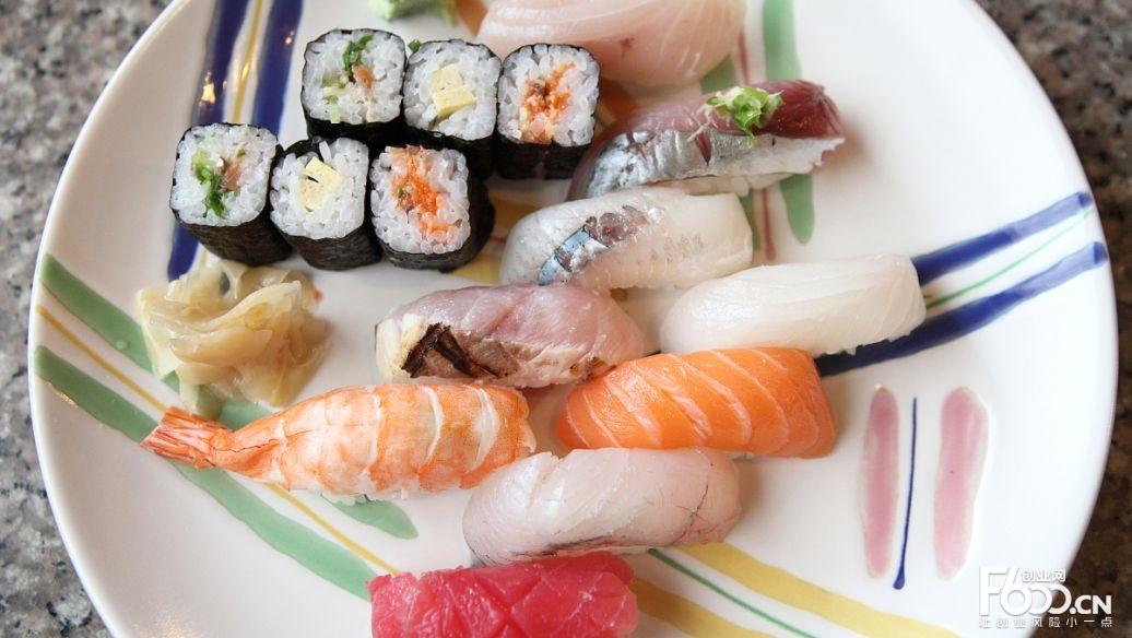 手岛寿司加盟