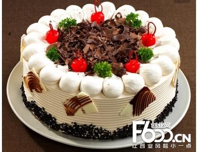克莉丝汀蛋糕图片