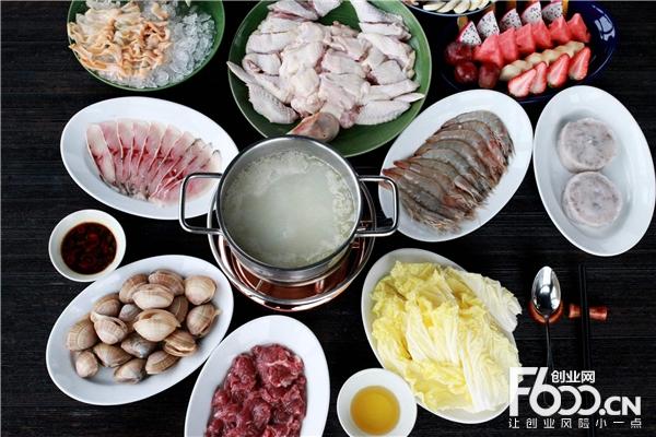 丰尔粥食火锅