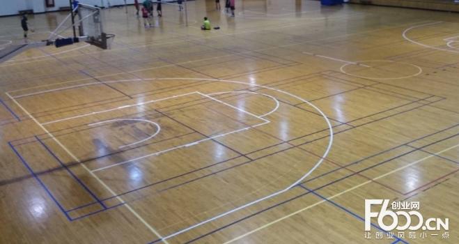飞翔篮球训练营