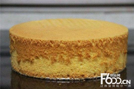 咯柔芙海绵蛋糕