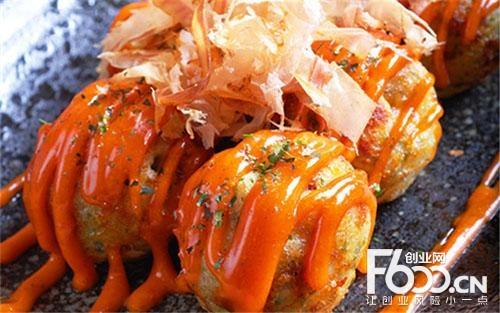和米堂章鱼烧图片