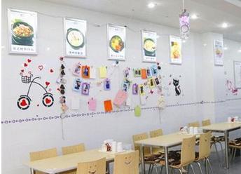 景釜宫韩式快餐
