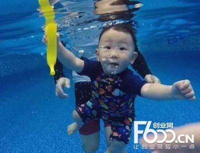 优范儿亲子游泳