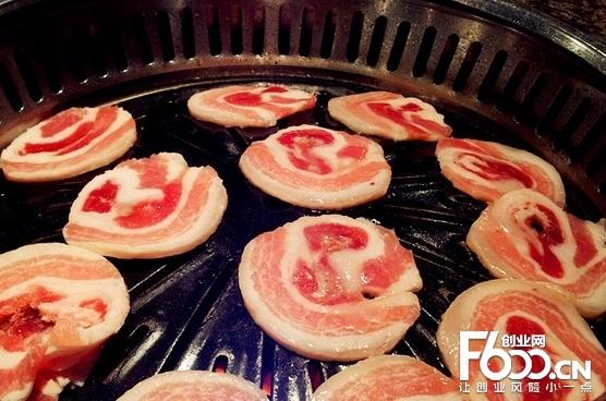 汉拿山烤肉图片
