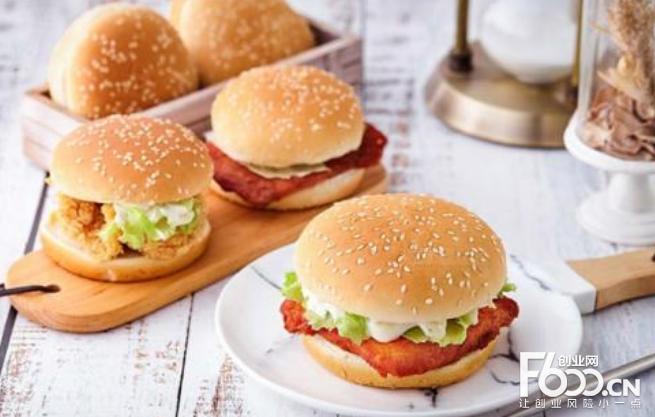 好多肉汉堡怎么样?品牌团队有优势