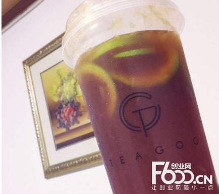 Teagoo茶事便利店