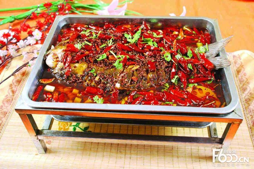 红小子重庆万州烤鱼加盟