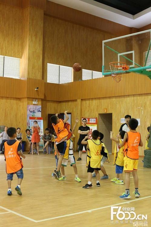 唯玩星球少儿篮球