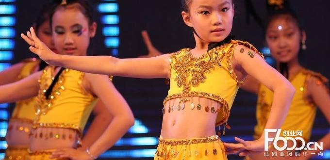 尚健舞蹈培训