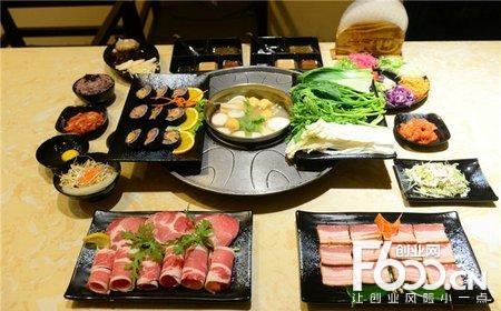 开韩式料理加盟店怎么样?市场有需求经营有技巧/