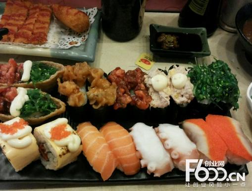 和风寿司加盟