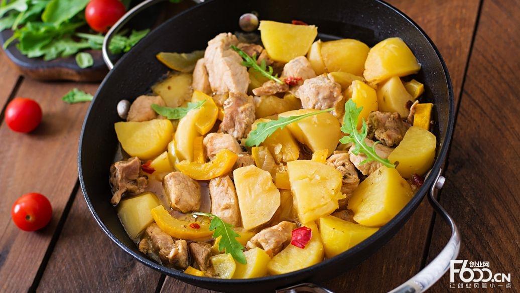 佰福味黄焖鸡加盟