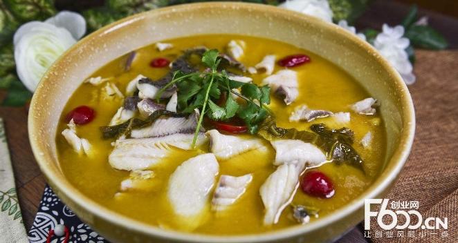 好食源酸菜鱼