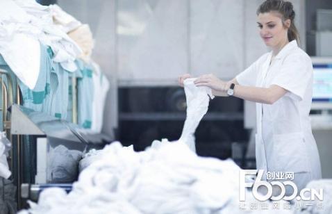 西子洗衣加盟