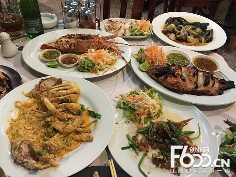 上海歌城自助餐