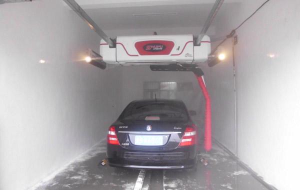 水斧无划痕洗车机