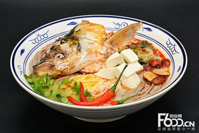 锅小小鲜汤鱼粉加盟