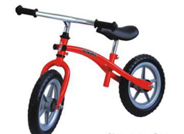 立宇学自行车