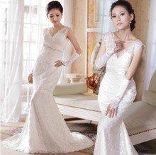 花的嫁衣婚纱礼服