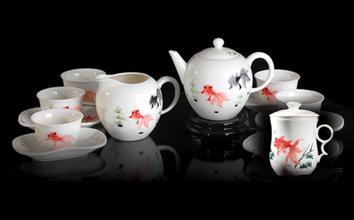 乾唐轩活瓷茶具
