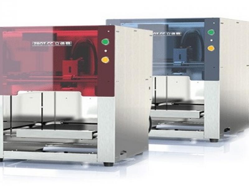 立体易3D打印机