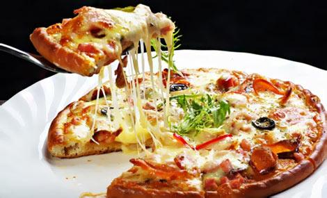 美味悠长比萨