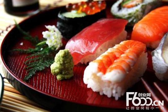 松岛枫寿司加盟