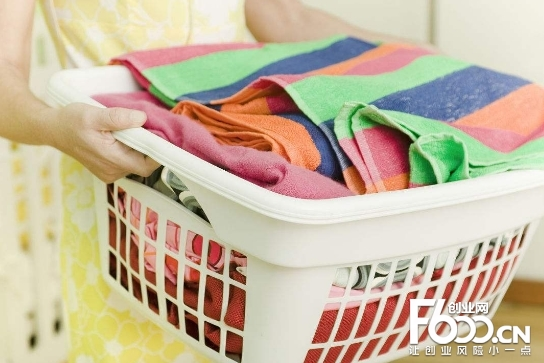 西子洗衣图片