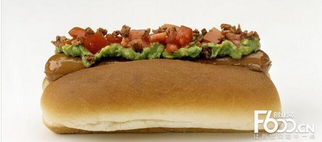 思特瑞美式热狗