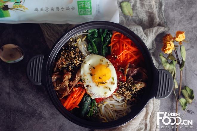 朴社长韩式拌饭加盟