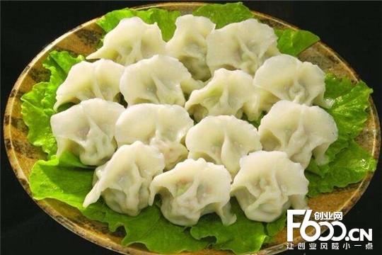 喜旺达水饺图片
