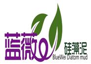 蓝薇硅藻泥
