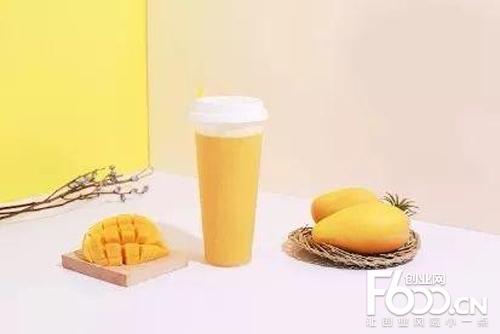 港芝悦港式奶茶