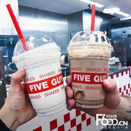 Five Guys汉堡加盟