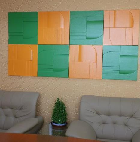 魔法画壁3D背景墙