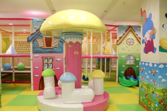 童爱岛儿童乐园,孩子们最爱的玩乐天地