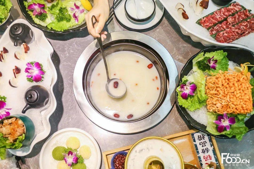 神筋米捞火锅