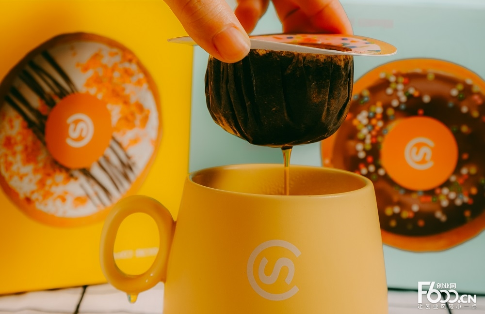 时萃咖啡加盟