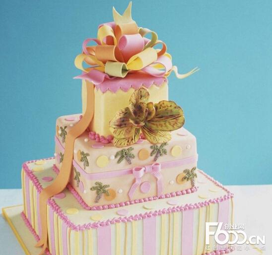 甜咪公主手工蛋糕图片
