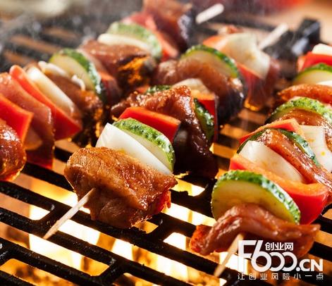 韩尚宫烤肉加盟