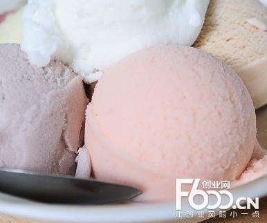 恋滋冰淇淋加盟