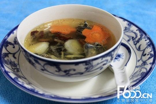 林奶奶炖汤