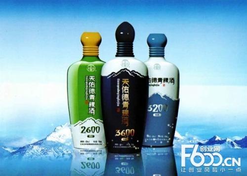 天佑德青稞酒图片