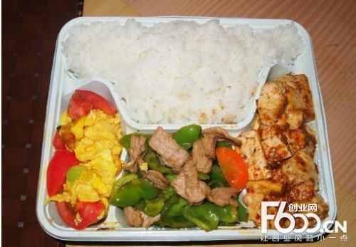 大米先生快餐图片