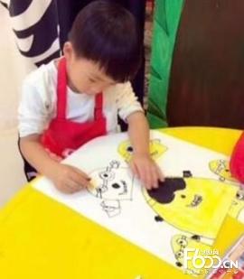 米乐童画少儿美术